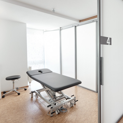 Physiotherapeutische Anleitung